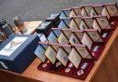 У Житомирі з нагоди професійного свята, воїнів-десантників відзначили Державними нагородами та відомчими відзнаками