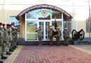 Урочисті заходи в Командуванні ДШВ з нагоди Дня Збройних Сил України