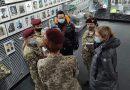 Авторська виставка десантниці 25 окремої повітрянодесантної бригади на Дніпропетровщині