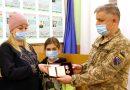 У Дніпрі родині героїчно загиблого десантника старшини Артема Бондаренка вручили орден «Зa мужність» ІІ ступеня