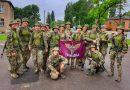Марш-кидок – це ефективне тренування військовослужбовців, в результаті якого підвищується витривалість, сила та згуртованість