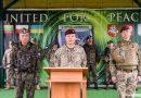 Командувач ДШВ ЗС України генерал-лейтенант Євген Мойсюк: «Три мечі сильніші, коли діють разом!»