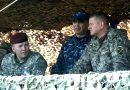 Командно-штабне тренування з Командуванням об'єднаних сил та іншими органами військового управління Збройних Сил України із залученням військових частин (підрозділів) до практичних дій