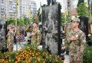 У Житомирі воїни-десантники вшанували пам'ять захисників України, сюжет Суспільне Житомир